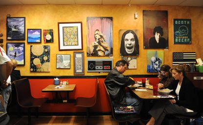 Sunny Day Café, located at 101 S. Main St. in Bel Air, was voted best breakfast/brunch in Harford County.