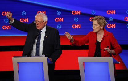 Zurawik: Sanders, Warren bring passion, energy, conviction to first CNN Democratic debate