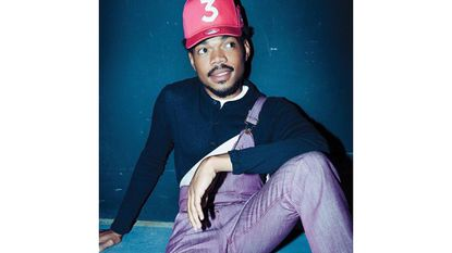 Chance the Rapper headlines Royal Farms Arena tonight