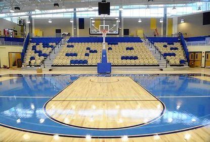 Harford Community College's new APGFCU Arena will be the home of five public high school graduations this June, Harford County Public Schools announced.