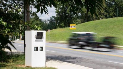 Baltimore County Council eyes requiring speed camera funds to go to traffic safety