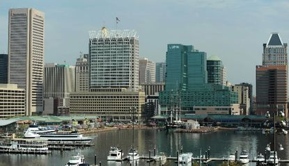 Baltimore is among the most LGBT-friendly cities in the country, according to a new analysis by NerdWallet.