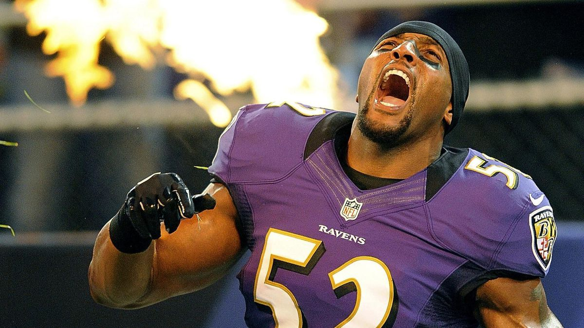 huge selection of 3d0f4 09ecb Ravens great Ray Lewis: Hall of Fame speech is 'moment that ...