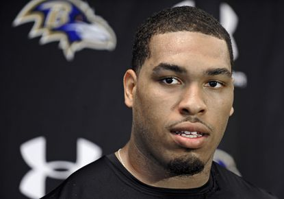 Ravens third-round defensive tackle Carl Davis signs four-year, $2.95 million contract
