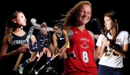 The Howard County All-Decade field hockey team, featuring players who played between the 2010 and 2019 seasons.