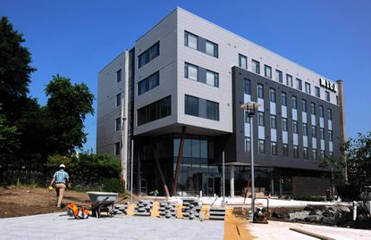With modern dorm on North Ave., MICA creates residential hub for students
