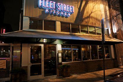 Fleet Street Kitchen has a new executive chef