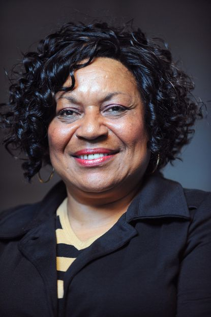 Tessa Hill-Aston is president of the local chapter of the NAACP.