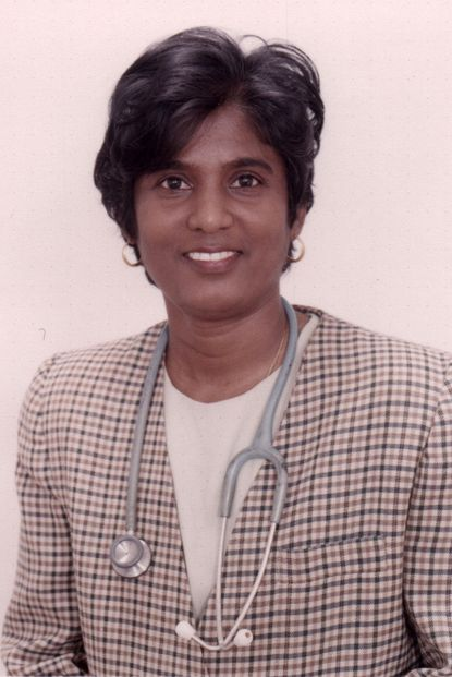 Dr. Shanti David wanted to serve the inner-city children of Baltimore.