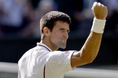 Novak Djokovic wins five-set thriller to reach Wimbledon final