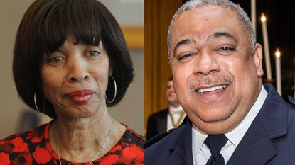 Mayor Catherine Pugh named Michael Harrison, from New Orleans, as her new pick for Baltimore police commissioner.