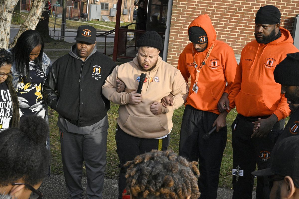 In Baltimore, peacemakers fight the violence contagion | COMMENTARY