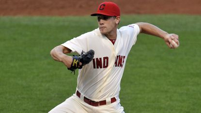The Orioles acquired left-hander Scott Barnes from the Cleveland Indians on Wednesday.