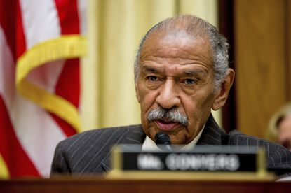 Rep. Conyers steps aside from leadership role amid investigation into sexual harassment allegations
