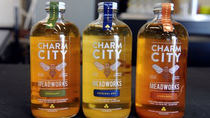 Charm City Meadworks plans to open its Johnston Square facility this fall, said co-owner Andrew Geffken.