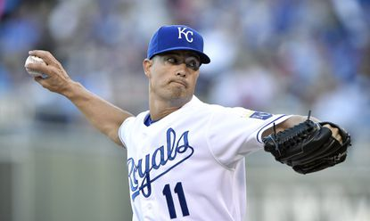 Royals' Jeremy Guthrie says it's 'pretty cool' to be facing Orioles in ALCS
