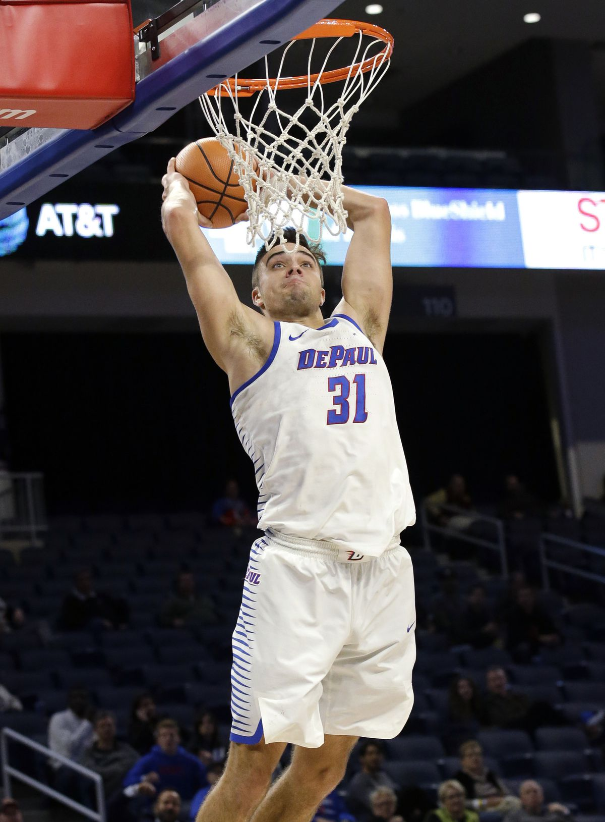 Exterior: DePaul Cruises Past Youngstown State