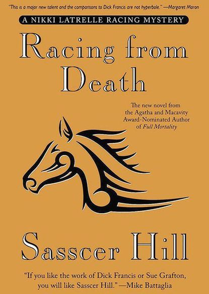 Racing from Death by Sesscer Hill