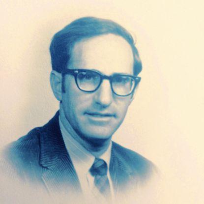 Dr. Moise Goldstein Jr. was a Hopkins biomedical engineer.
