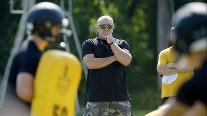 Football: Kraus, Koontz familiar faces in new roles at SC, MV