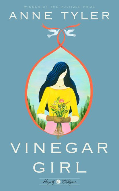 "Baltimore author Anne Tyler published ""Vinegar Girl"" Tuesday, a retelling of playwright William Shakespeare's ""The Taming of the Shrew."""