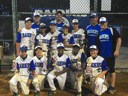 HCYP Raiders Blue win back-to-back tournaments