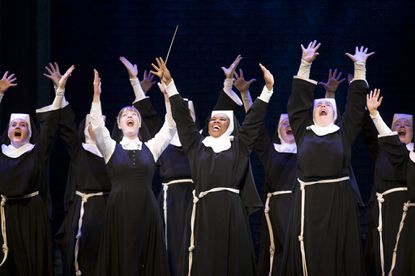 'Sister Act' lifts the spirit at the Hippodrome