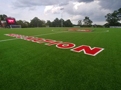 Mercy High School will unveil its new stadium complex with a soccer showcase this weekend.