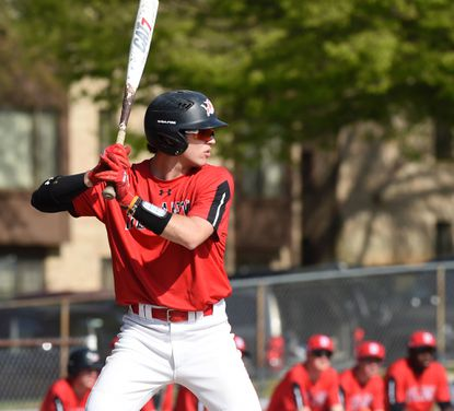 Dulaney shortstop Bryce Frederick, who became the school's all-time hits leader last week, had a double and two-run home run as the Lions improved to 17-1 with a 6-1 win over Catonsville.