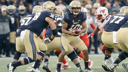 Perry focused on improving as a passer during spring camp