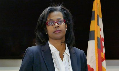 Sonja Santelises, the Baltimore City Public Schools CEO, says there will still be budget cuts despite funding help from city and state.