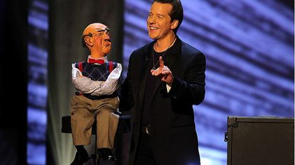 Comedian and ventriloquist Jeff Dunham (and friends) performs Feb. 10 at Royal Farms Arena.