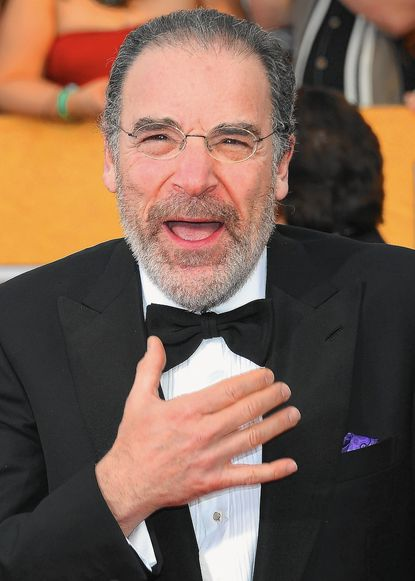 Actor Mandy Patinkin was one of the performers who canceled on a BSO appearance this season.
