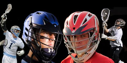 The Howard County All-Decade boys lacrosse team, featuring players who played between 2010 and 2020.