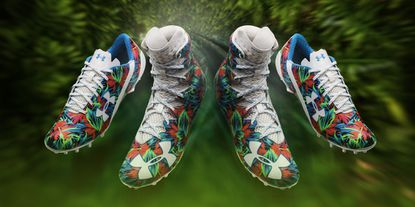 Under Armour anniversary cleats
