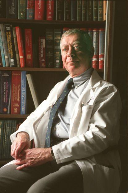 Dr. Donald Gann was a longtime member of the Stony Run Friends Meeting.