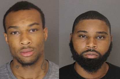 Baltimore County Police arrest two in Sunday's shooting death of Randallstown man