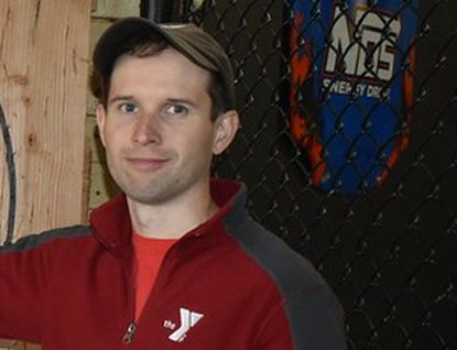 Jordan Taylor, 31, was a sports and team director for the Y in Catonsville. He was shot and killed Tuesday night.