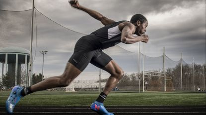 Howard senior Max Myers is the 2018-19 Howard County boys indoor track and field Athlete of the Year.