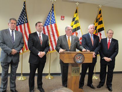Who's who: Gov. Larry Hogan's appointees