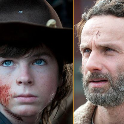 'The Walking Dead' season finale recap, 'A'