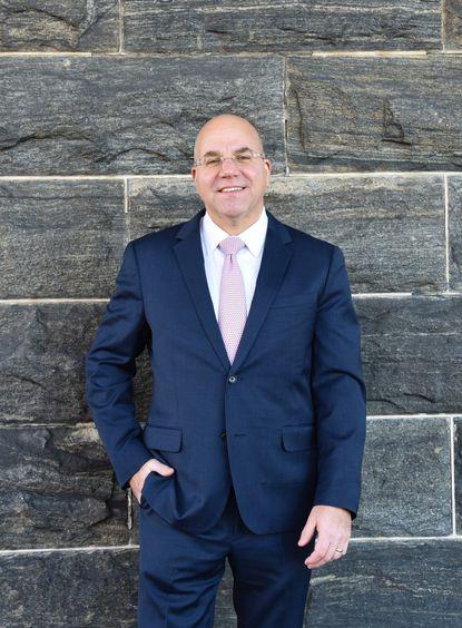 Daniel Blum will join LifeBridge Health in April as president of Sinai Hospital of Baltimore and Grace Medical Center, the former Bon Secours Hospital. - Original Credit: For The Baltimore Sun