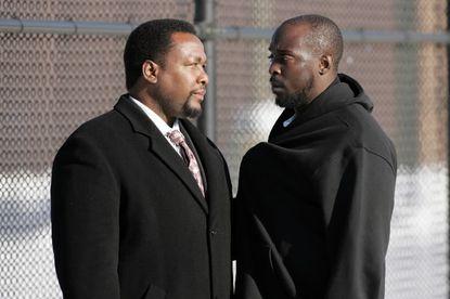 'The Wire' battles 'The Sopranos'