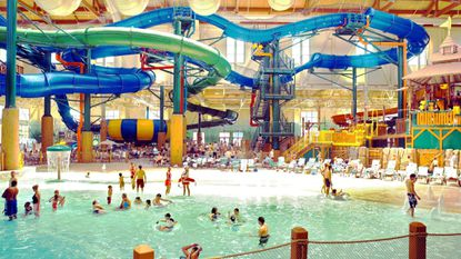 Great Wolf Lodge is planning a $200 million resort in Perryville, which should also be a boon for Harford County.