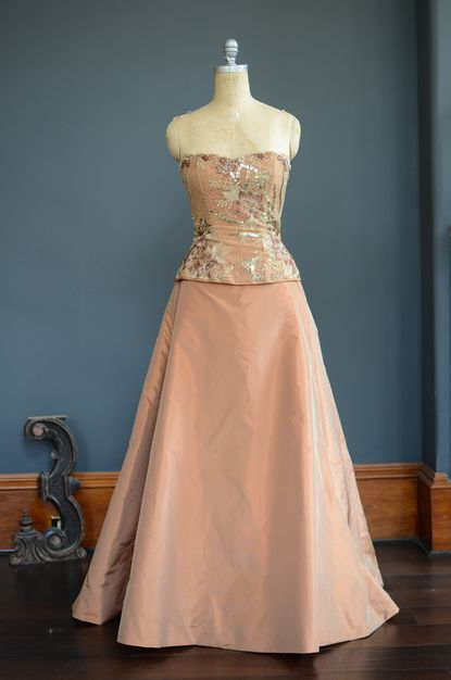 Best Place To Get A Wedding Gown Made: Jill Andrews Gowns