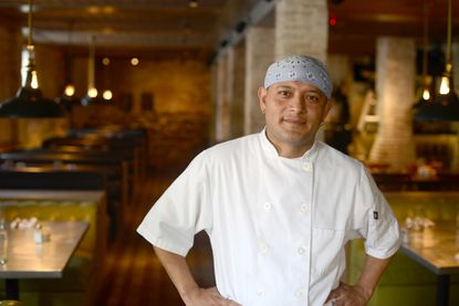 Johnny's in Roland Park has a new chef, co-owner