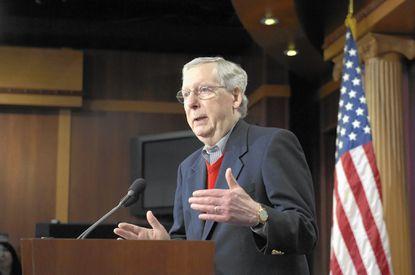 Senator McConnell: Protect U.S. elections