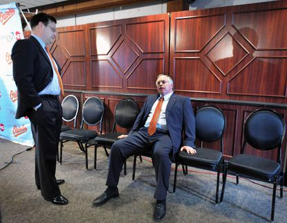 Dan Duquette and Buck Showalter have both earned recognition for the Orioles' 2014 season.