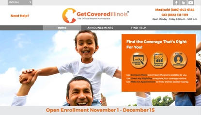 Illinois bulks up Obamacare website as sign-up period approaches