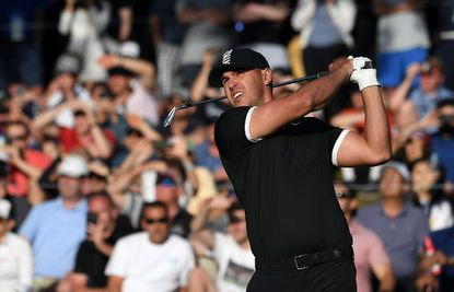 Brooks Koepka built an insurmountable lead during the PGA Championship at Bethpage Black State Park this weekend.